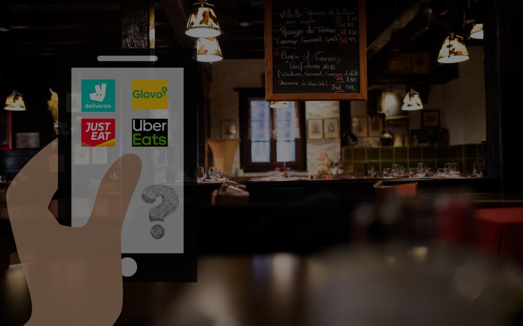 Food Delivery App a confronto