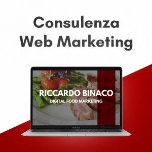 Consulenza web marketing per ristoranti