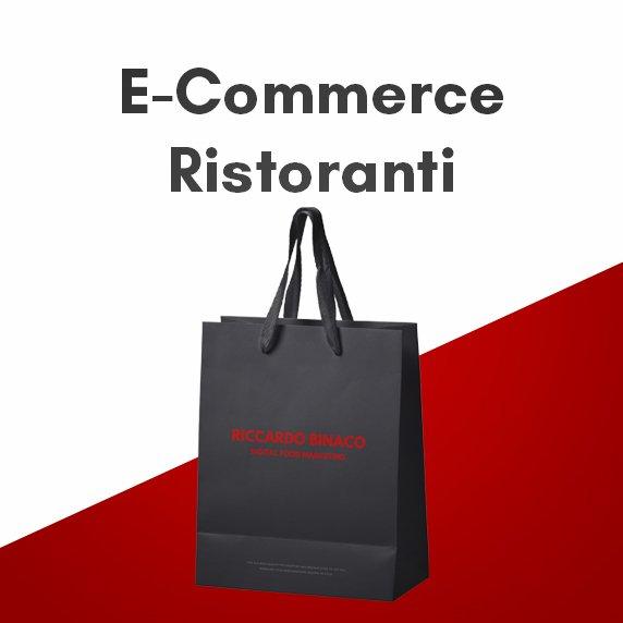 realizzazione ecommerce per ristoranti