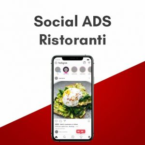 social ads per ristoranti
