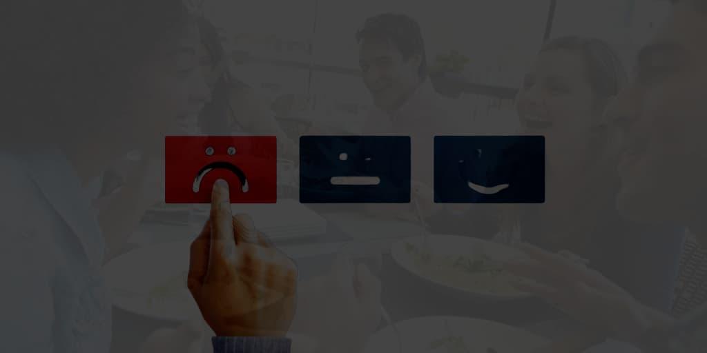 Come gestire le recensioni negative del ristorante