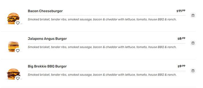 menu digitale tema wordpress per ristoranti Lafka